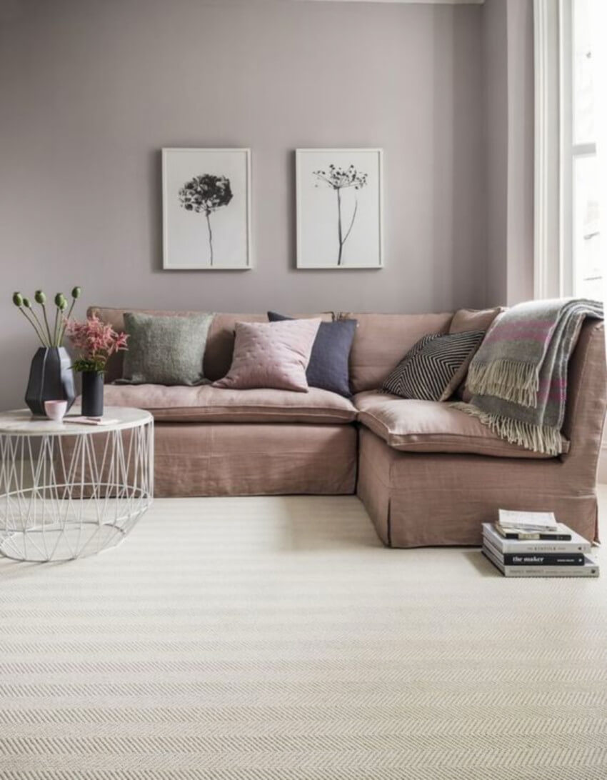 A new carpet can make your home look better.