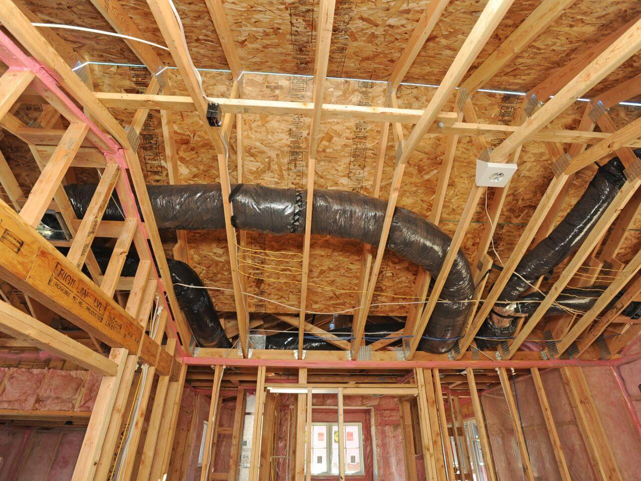 Keep the ductwork clear of debris!