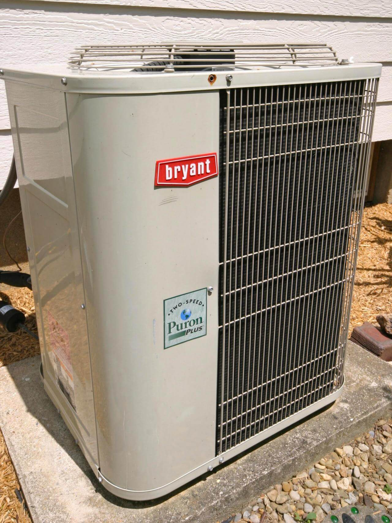 An HVAC unit running properly will keep the costs down