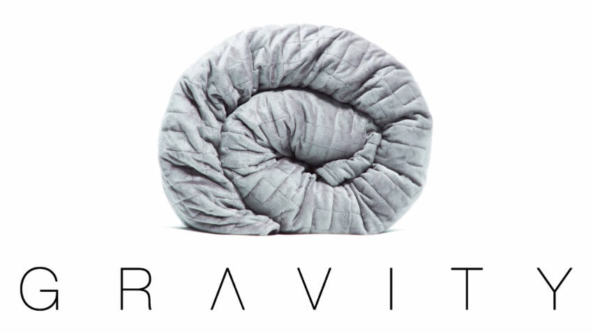 The Gravity Blanket is available for purchase right now!