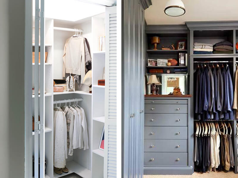 5 Custom Closet Ideas for Small Spaces