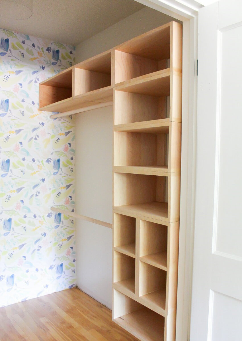An organizer is the easiest one to customize as needed.