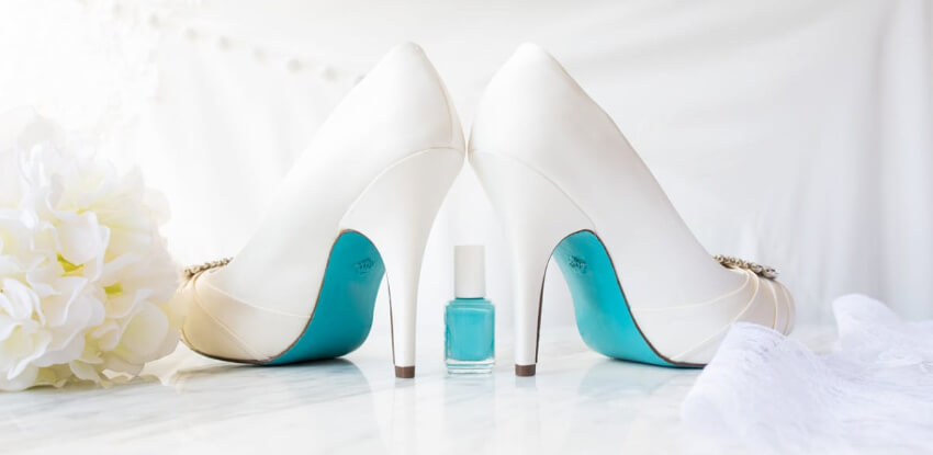 Nail polish will turn your shoes from bland to awesome!