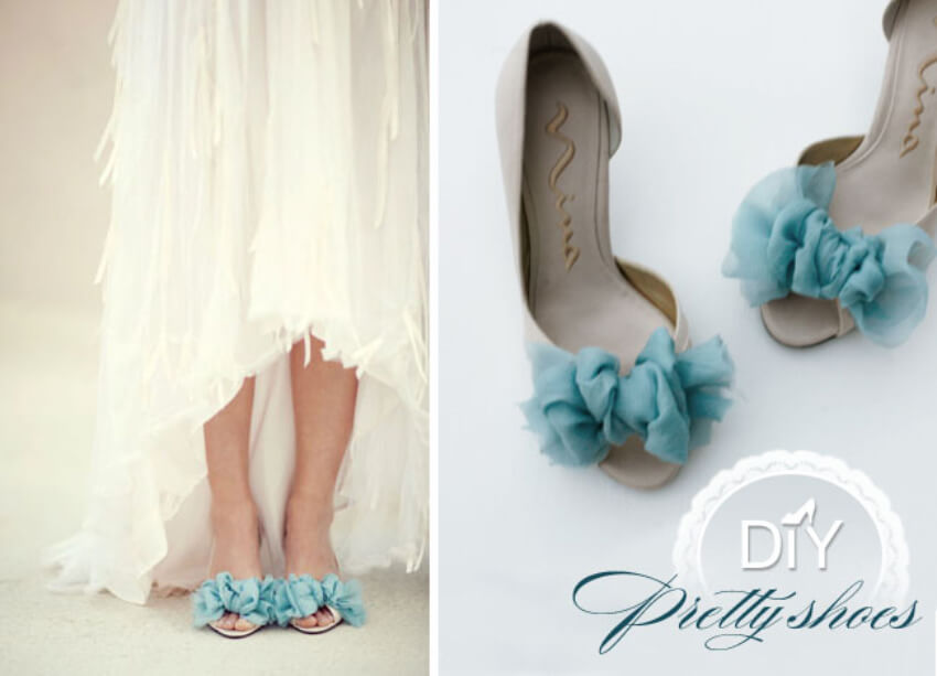 Choose a silk fabric to make it extra special!