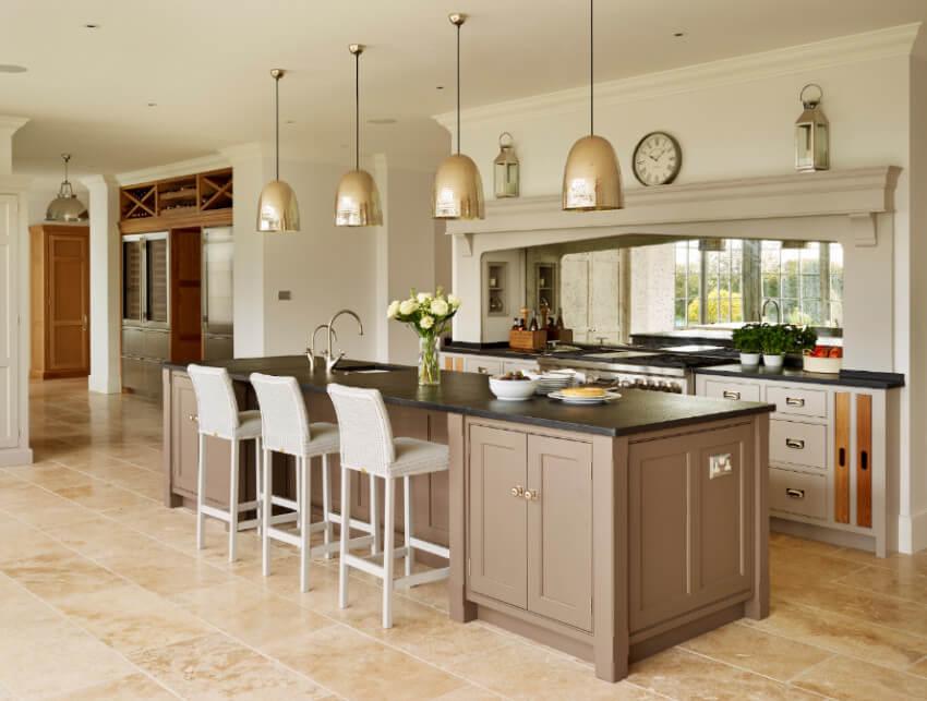 A cozy kitchen is a dream come true!