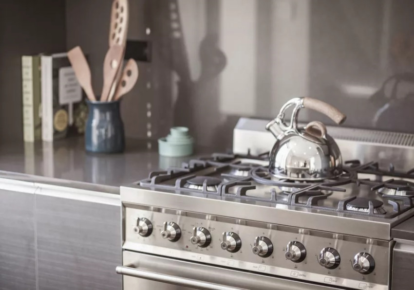 Give your two main appliances some attention: the fridge and the stove.