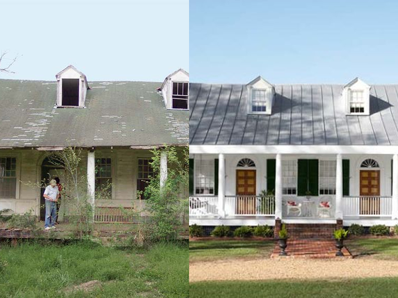 9 of the Most Unbelievable Before and After Home Makeovers of all Time