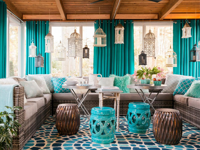 6 Ways to Decorate Your Sunroom
