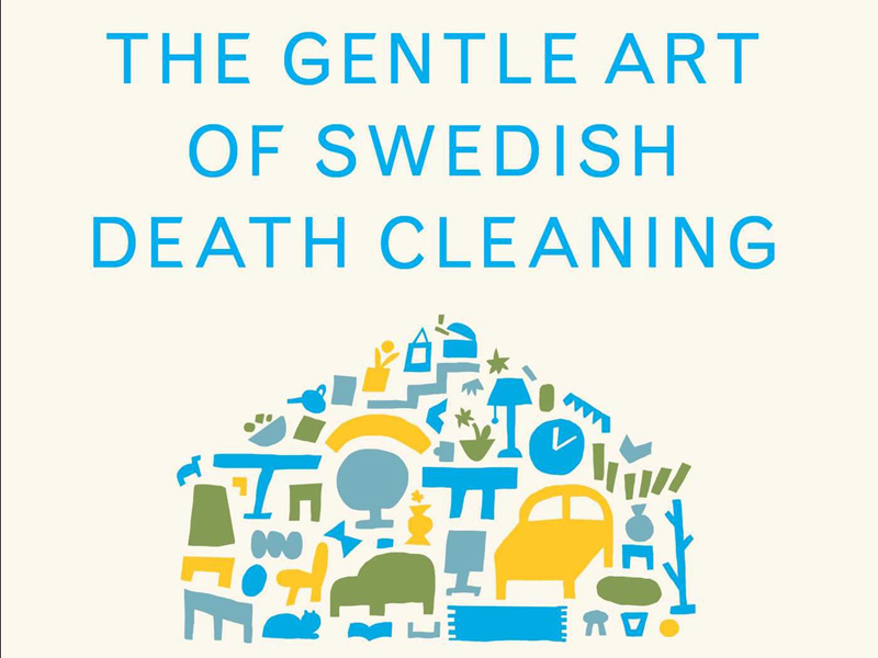 What Is Swedish Death Cleaning?
