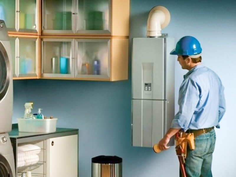 The Pros and Cons of a Tankless Water Heater