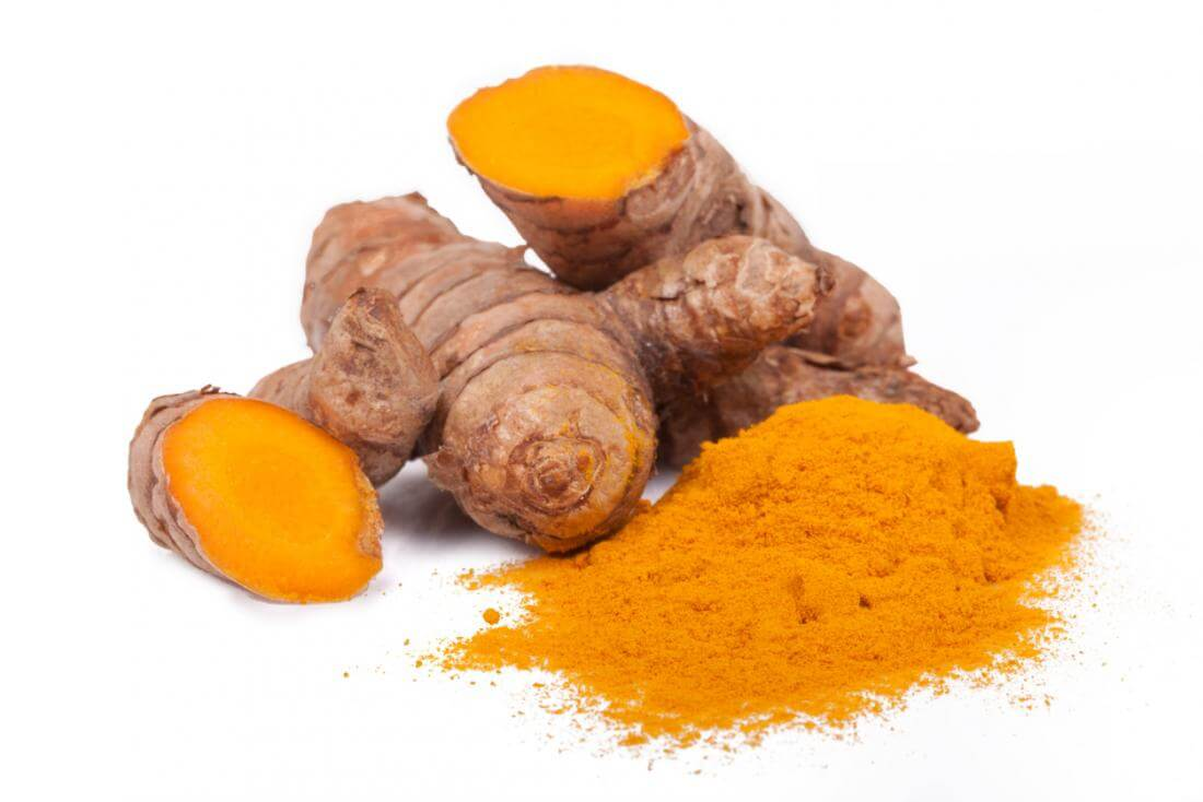 Turmeric is one of the healthiest things out there. Sprinkle that on everything.