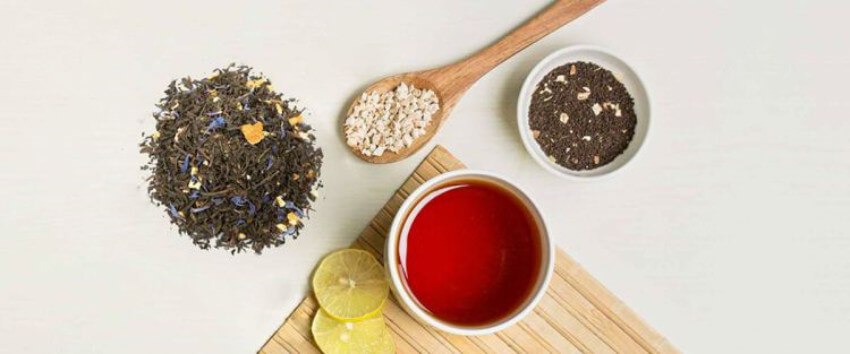 You can either but Earl Grey tea ready or make it yourself at home!