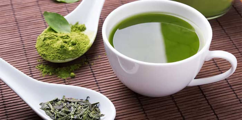 Among the many benefits of green tea is the improvement of your immune system!