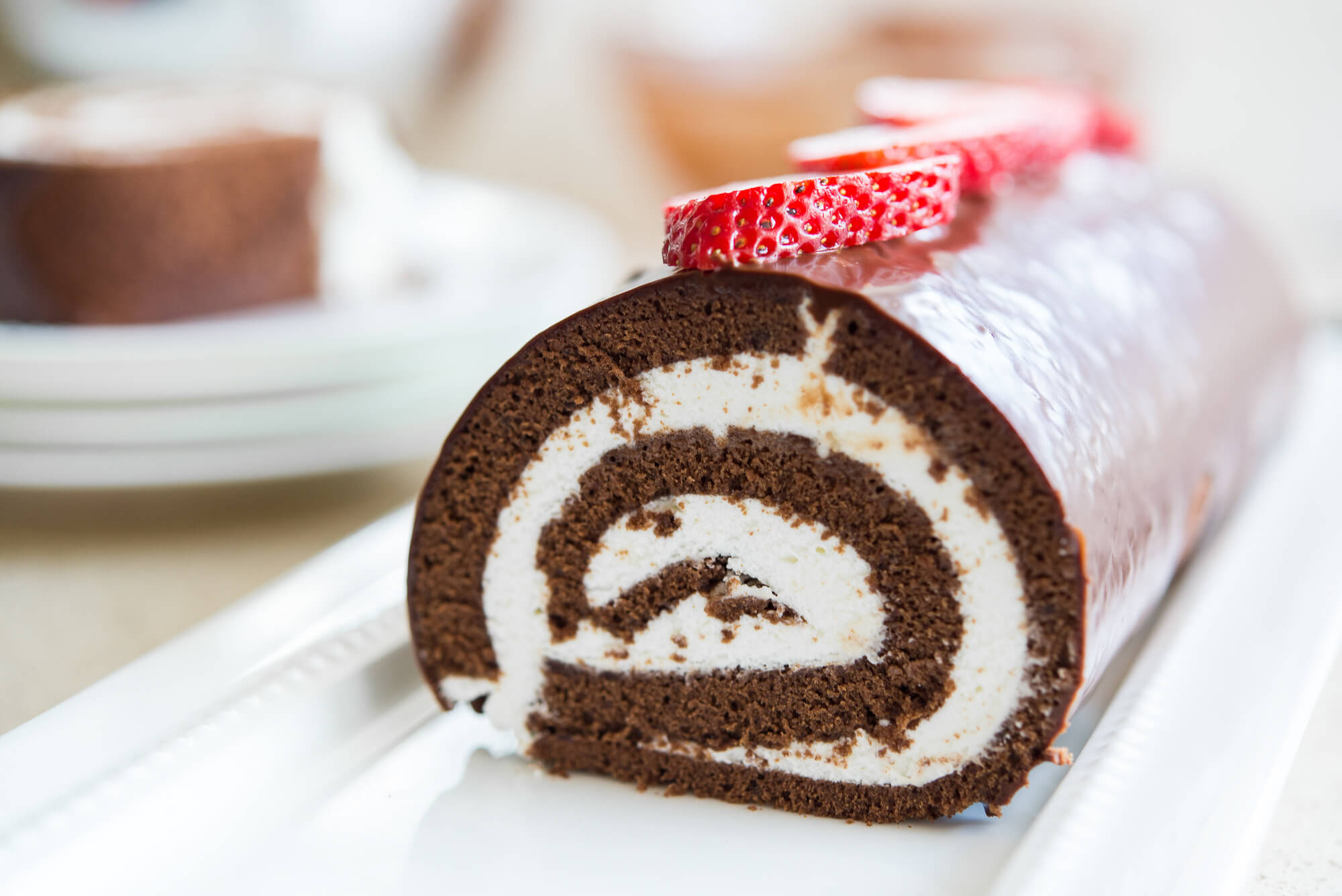 Roll up the goodness when the holidays roll out.