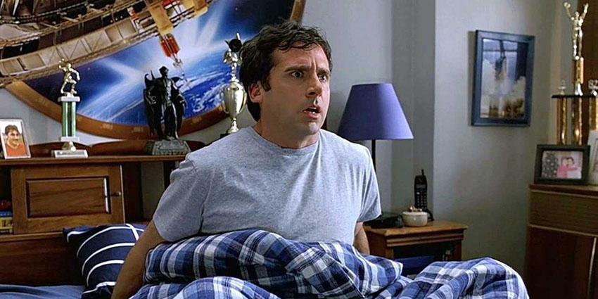 The 40-Year-Old Virgin is often remembered as one of the best comedies of the past decade.