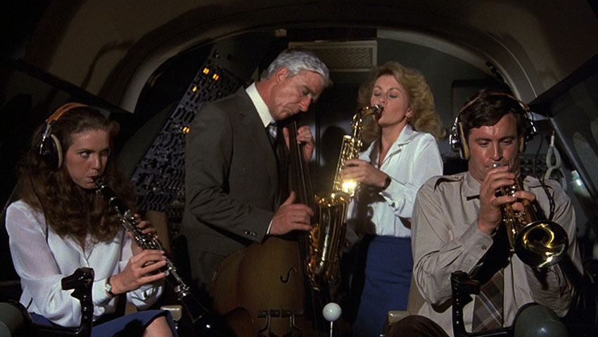 Airplane! is one of the most classic comedies of the 80's.