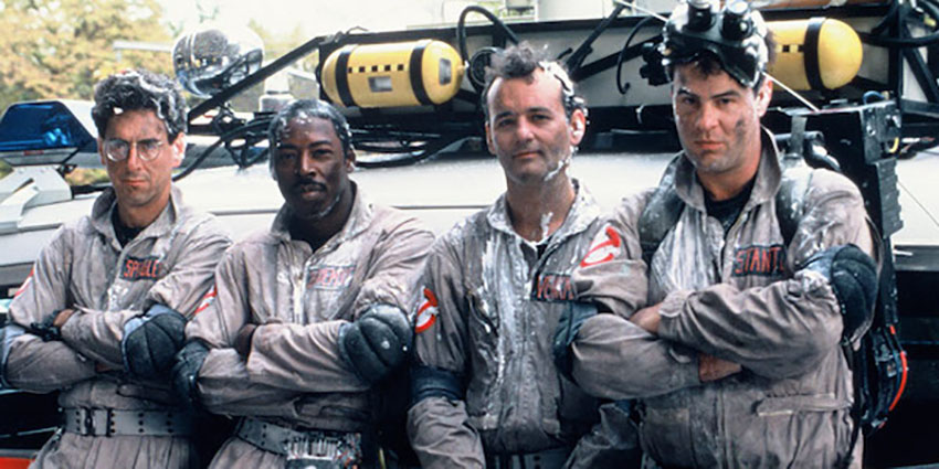 Ghostbusters is regarded as one of cinema's most beloved comedies.