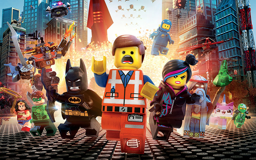 LEGO Movie was competing with Pixar and it still managed to have a place as one of the best feature animations of the past year.