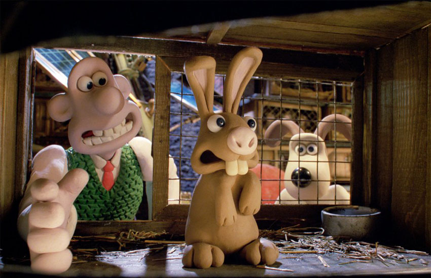 Wallace & Gromit's little adventure is short, funny, and unforgettable.