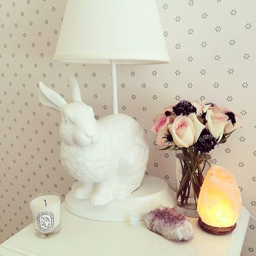 Choose your favorite scent and put it on the nightstand!