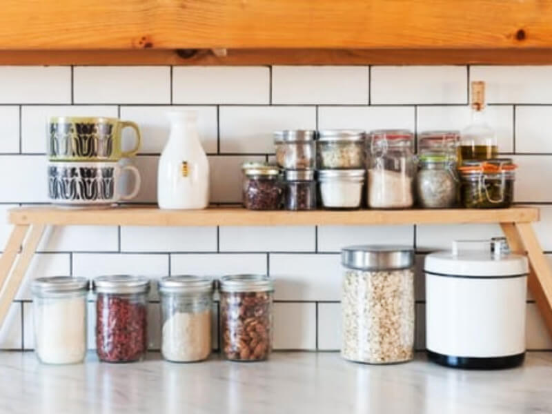 7 Creative Hacks to Keep Your Kitchen Organized