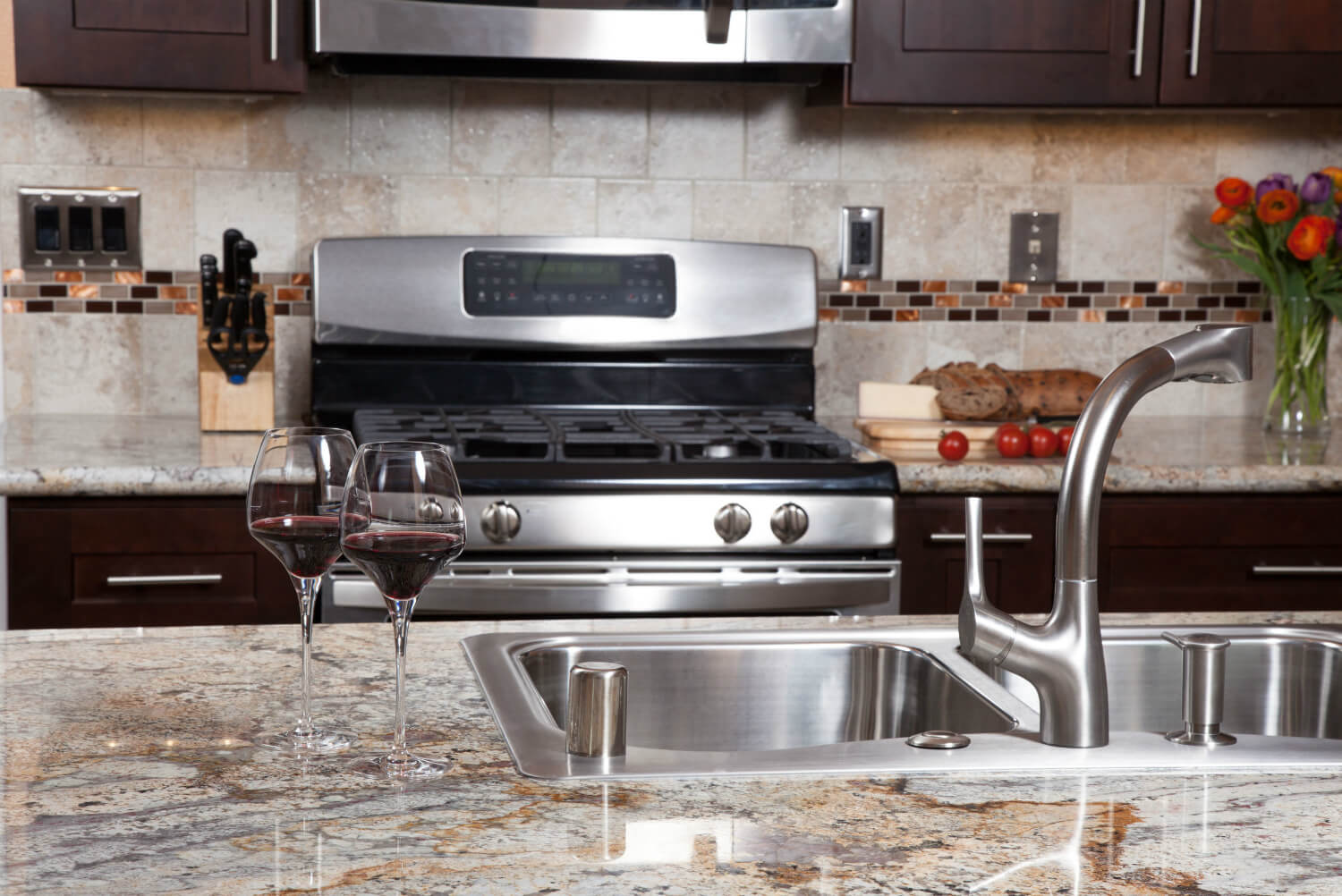 The best in the granite countertop game