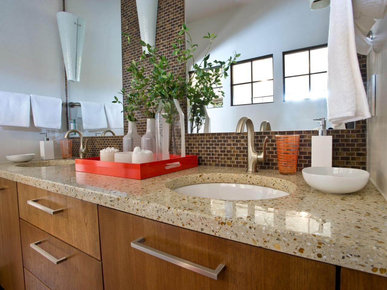 No kitchen countertop is complete without granite