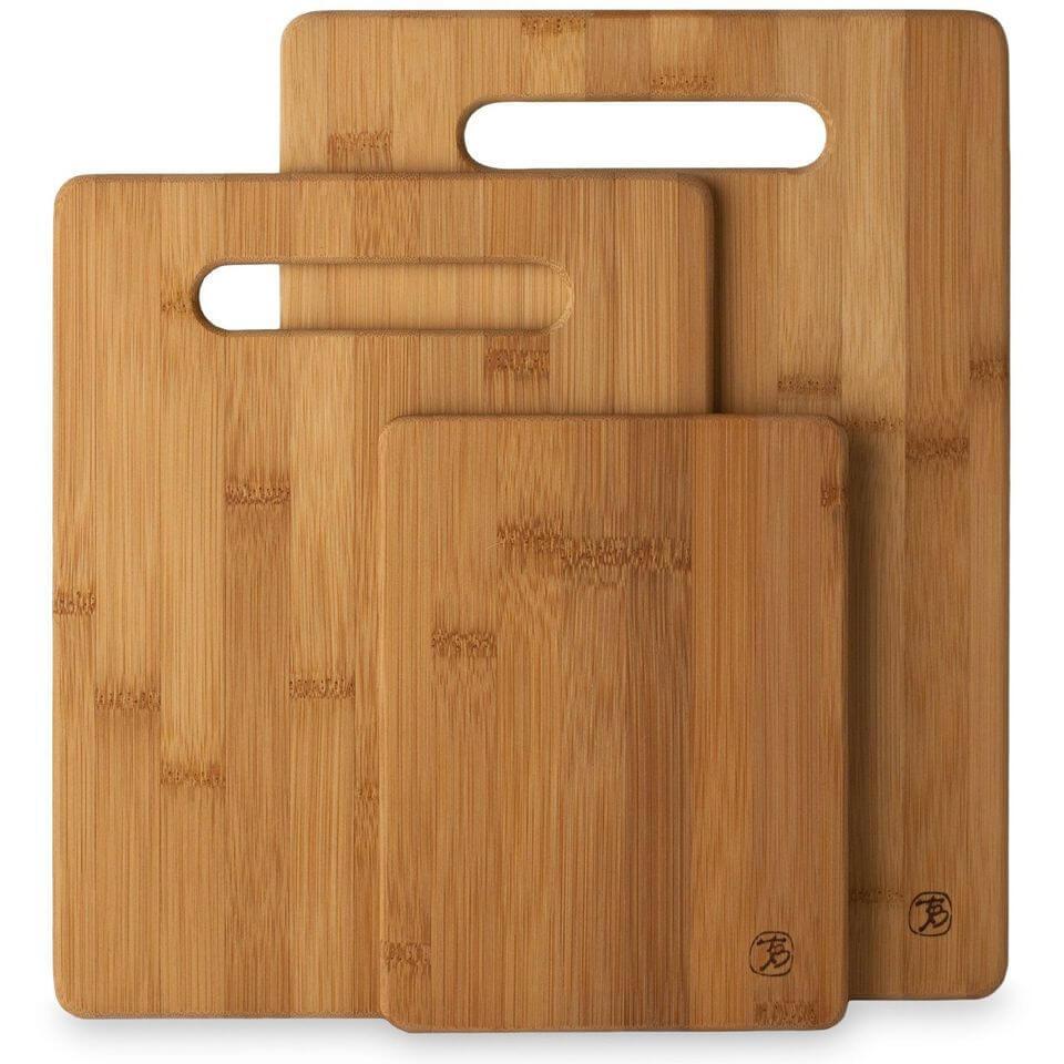 Cutting boards still reign supreme
