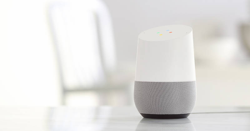 Google Home can do all sorts of everyday tasks and learns from your habits.