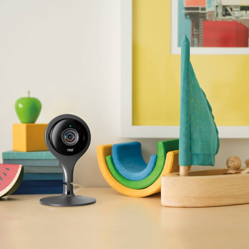 The Nest Security Camera is a great and reliable pick if you want to boost home security.