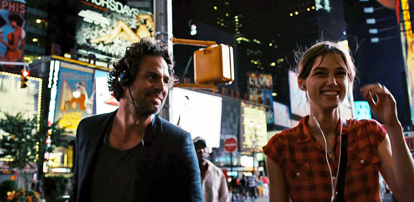 Begin Again may not look like a rom-com, but look again.