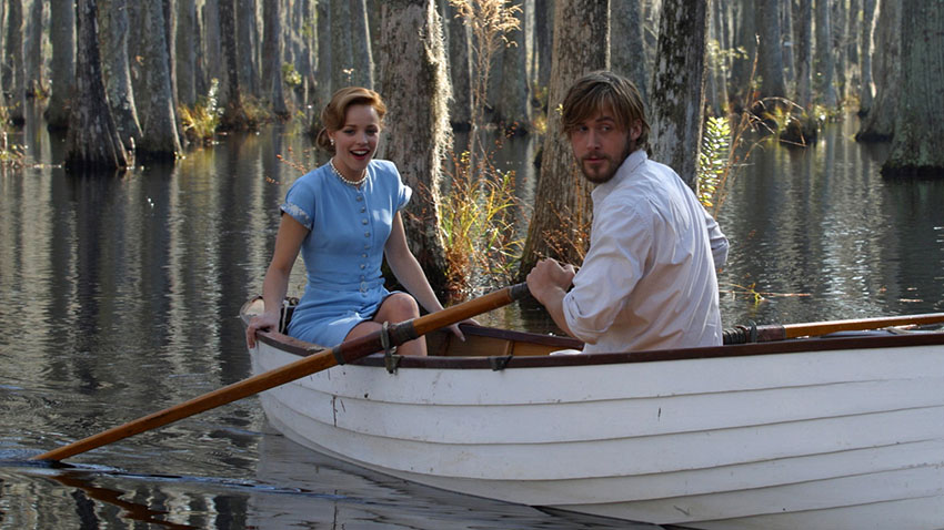 The Notebook is the best adaptation from a Nicholas Sparks novel yet.