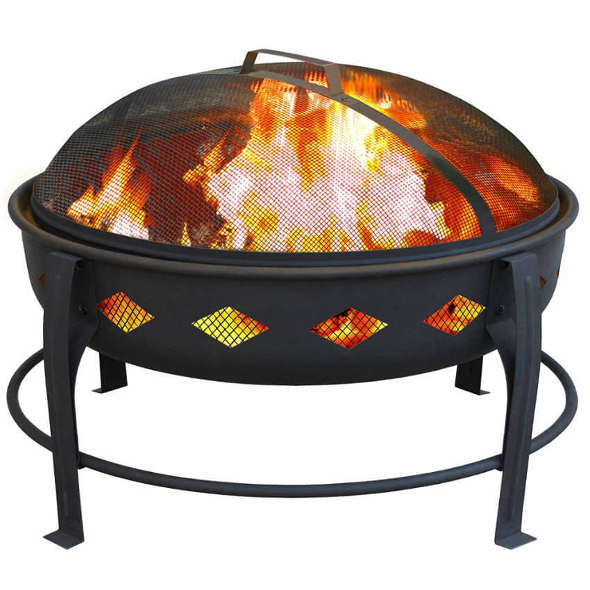 Get this cheap fire pit at Amazon