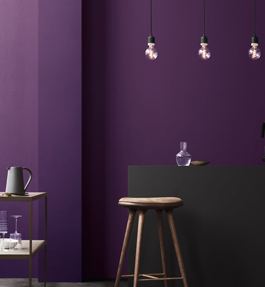 The creative and mysterious color of the year!