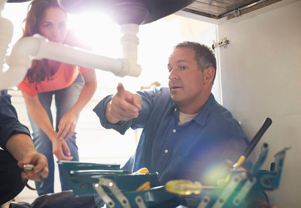 Your friendly plumbing professional can help