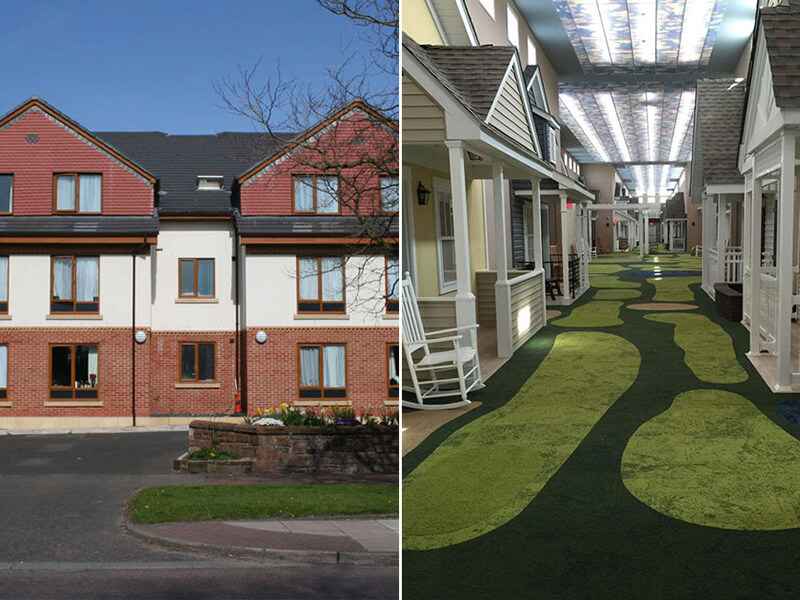 You Won't Believe How This Nursing Home Looks Inside
