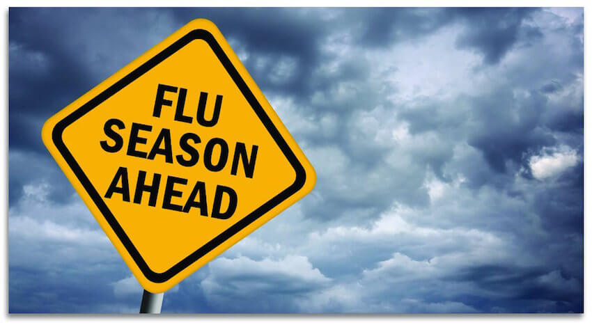 Home tips: Flu season is almost here! Are you prepared?
