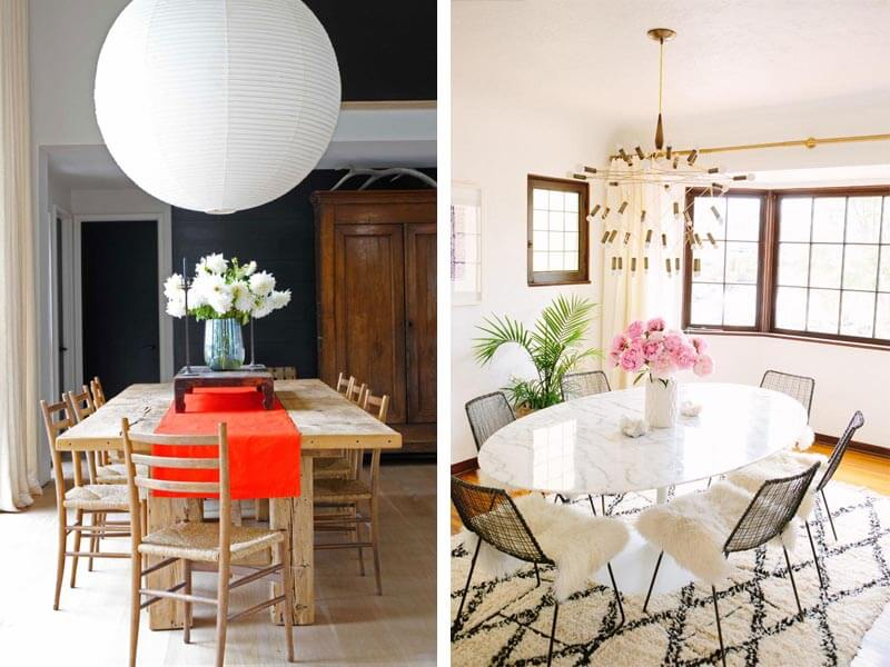 10 Simple Ways to Update Your Dining Room