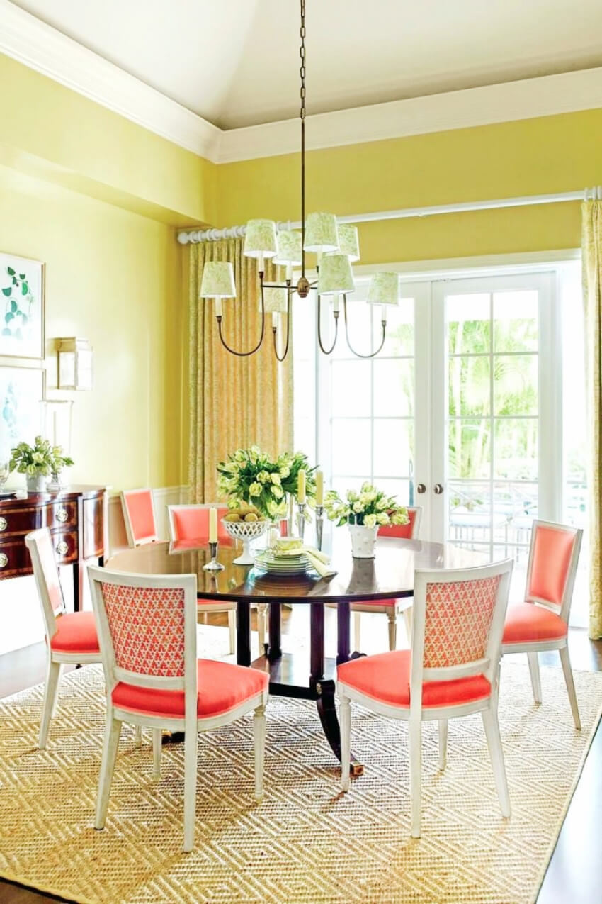Pink hues are lovely and make a statement very well!