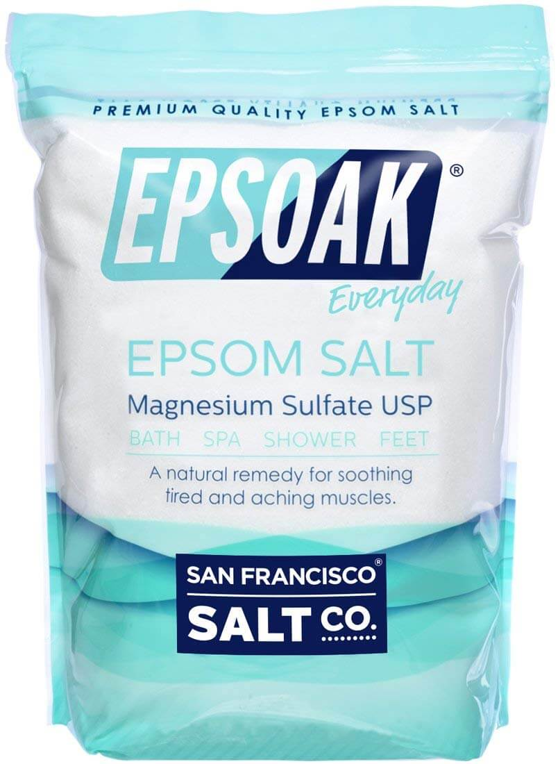 Epsom salts have many used for everyday life