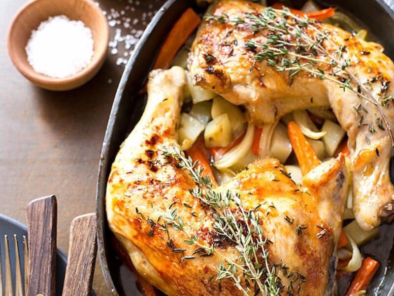 7 Valentine's Day Dinner Recipes for A Romantic Night At Home