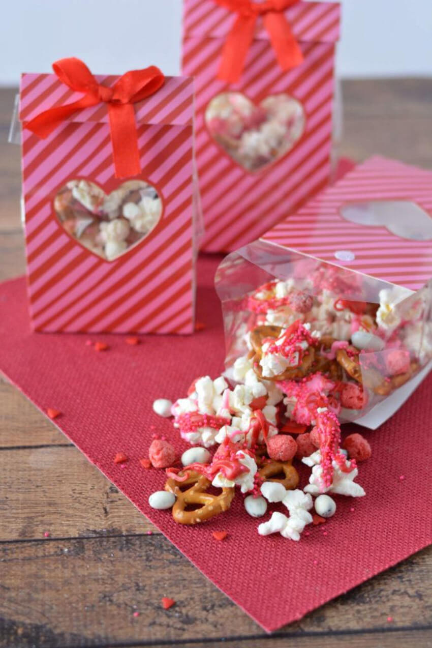 This idea is perfect to distribute to your loved ones!
