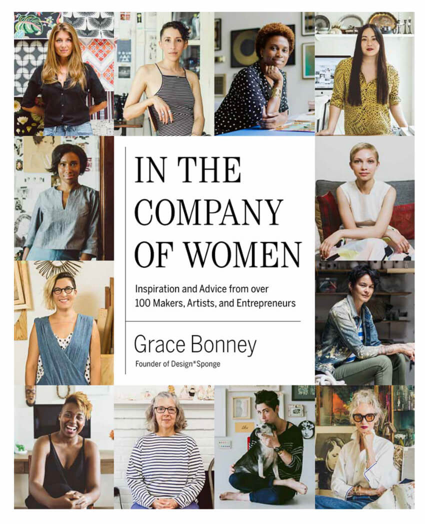 A copy of In The Company Of Women to inspire her to take action and pursue her dreams.