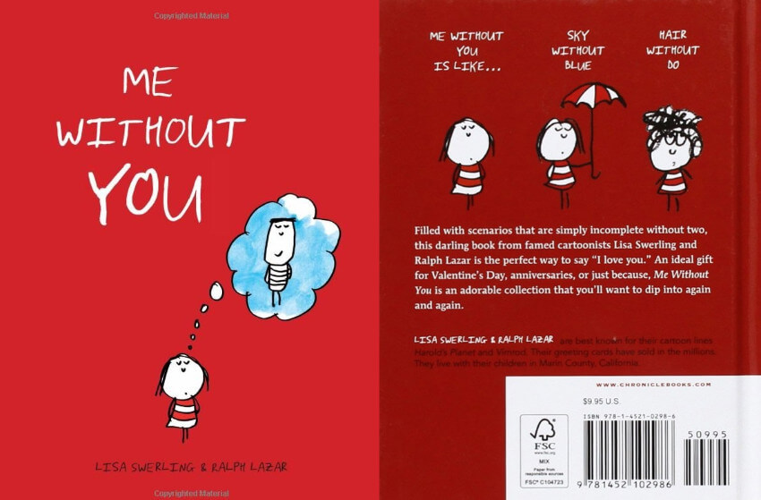 An adorable book to show him just how important he is to you