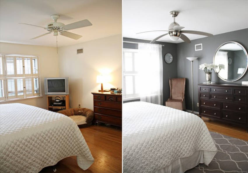 10 Mind-blowing Wall Makeovers On A Budget (With Before and After Pictures!)