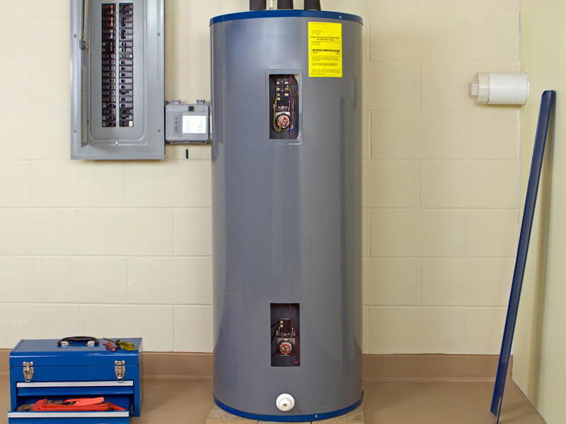Here's How to Know if You Need Your Water Heater Flushed
