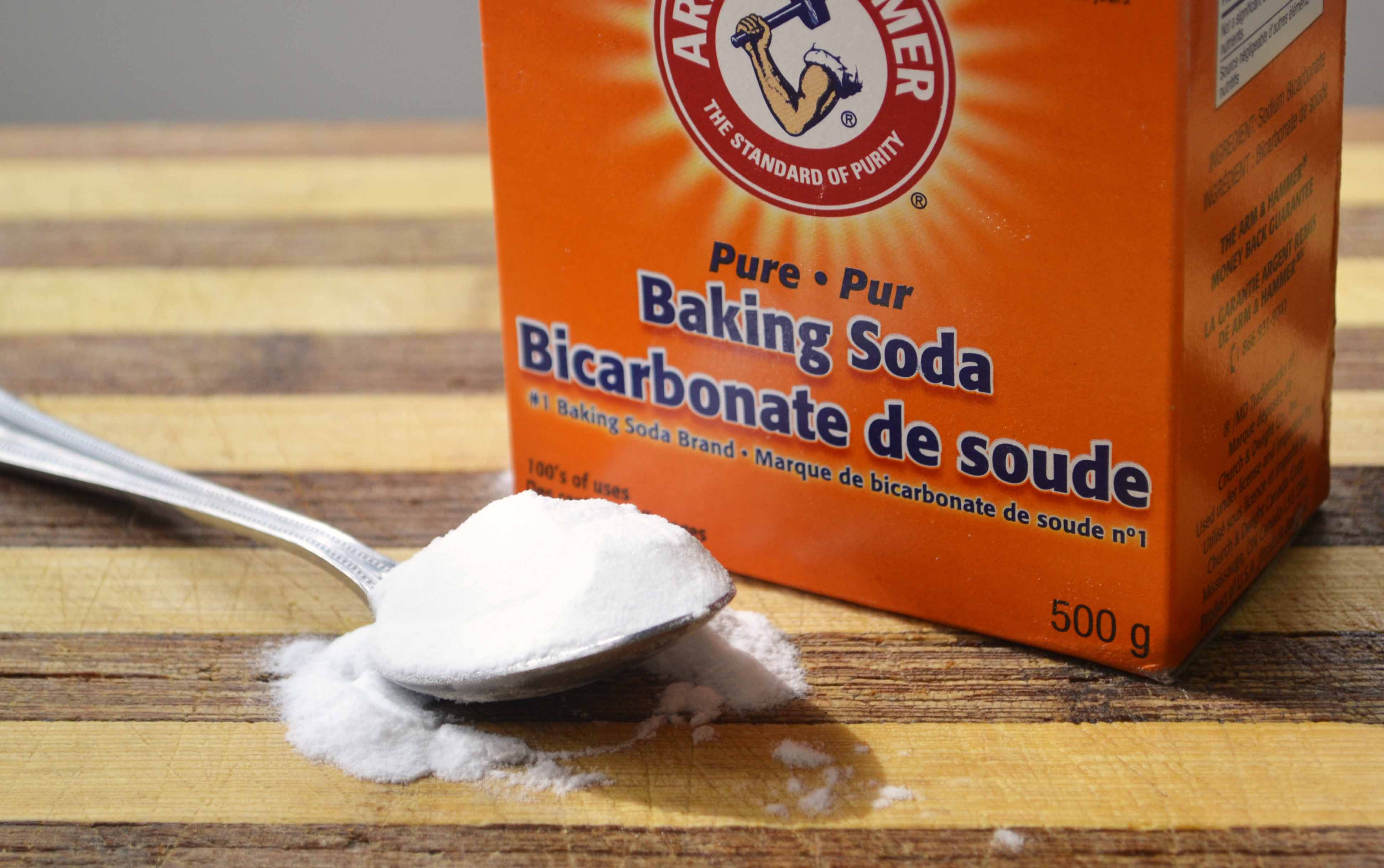 Baking soda has all sorts of uses