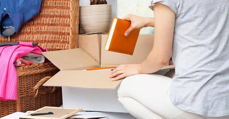 Declutter your bedroom.
