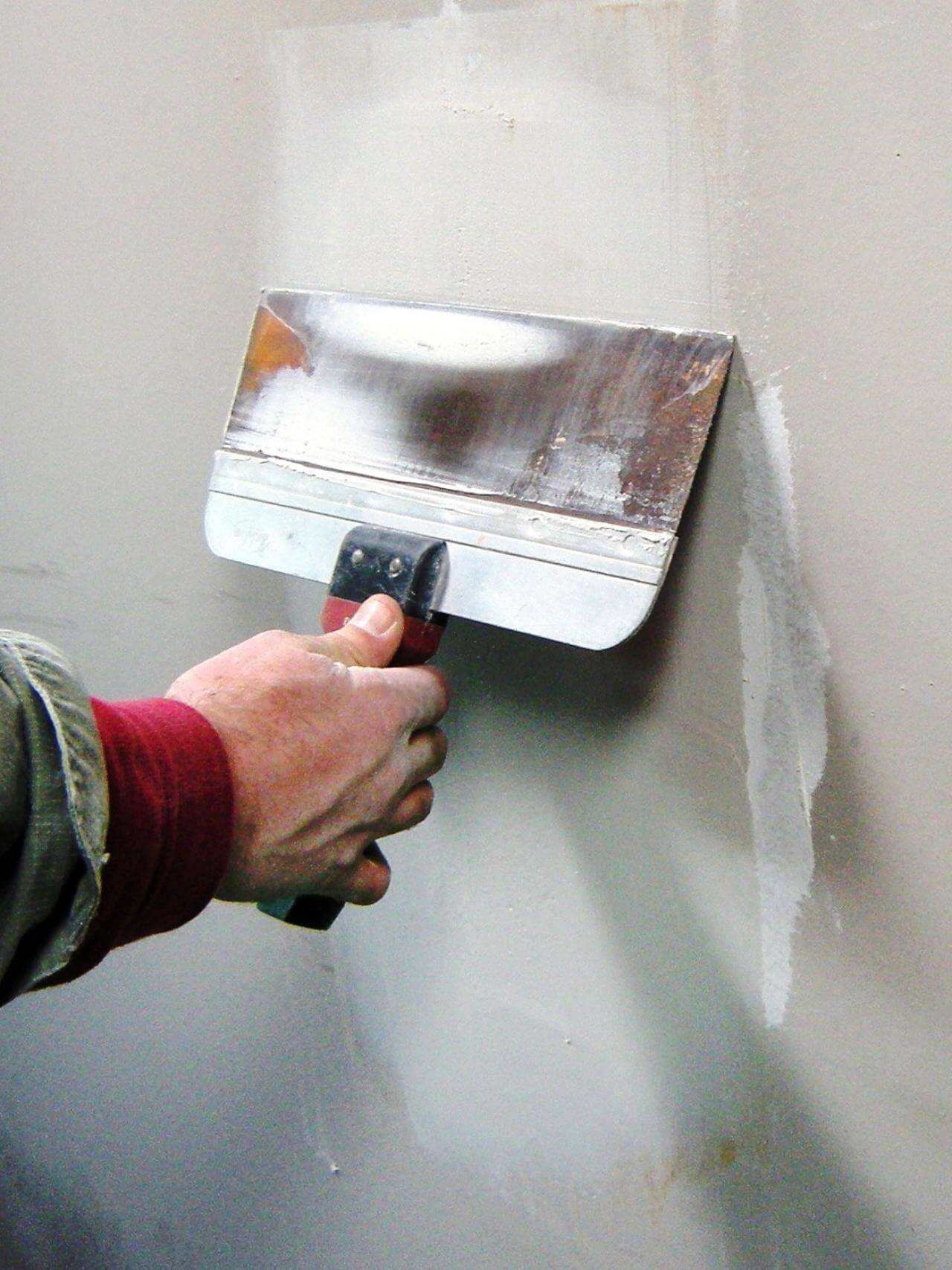 Drywall repair can save you a few bucks if you know how it DIY