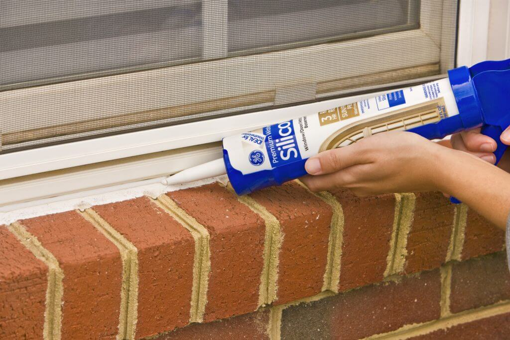 Sealing your windows is important if you want to save on energy costs